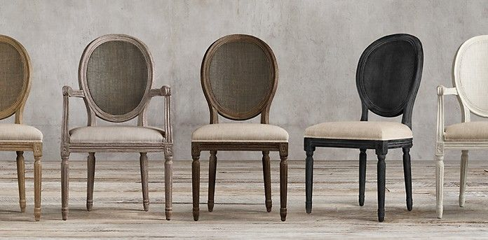 Rh S Fabric Chair Collections At Restoration Hardware You