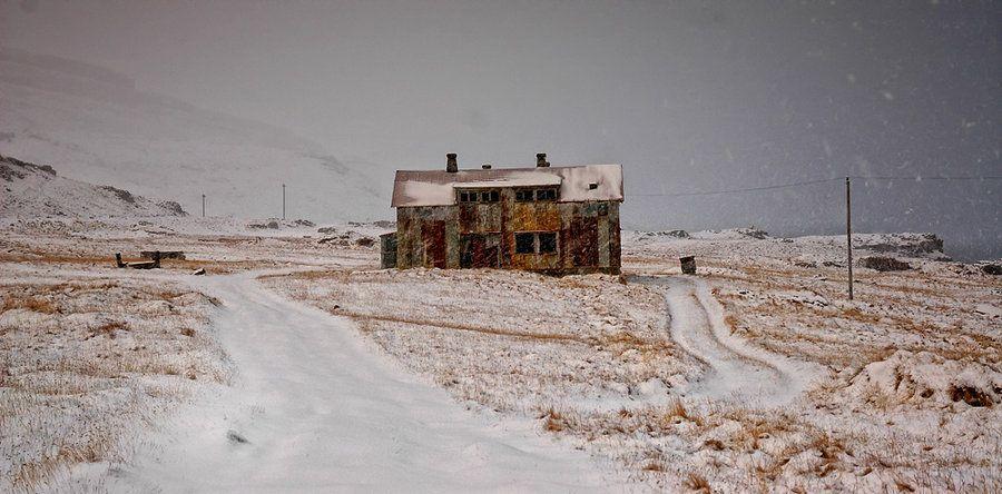 ICELAND - lost in the HOSTEL by PatiMakowska on deviantART