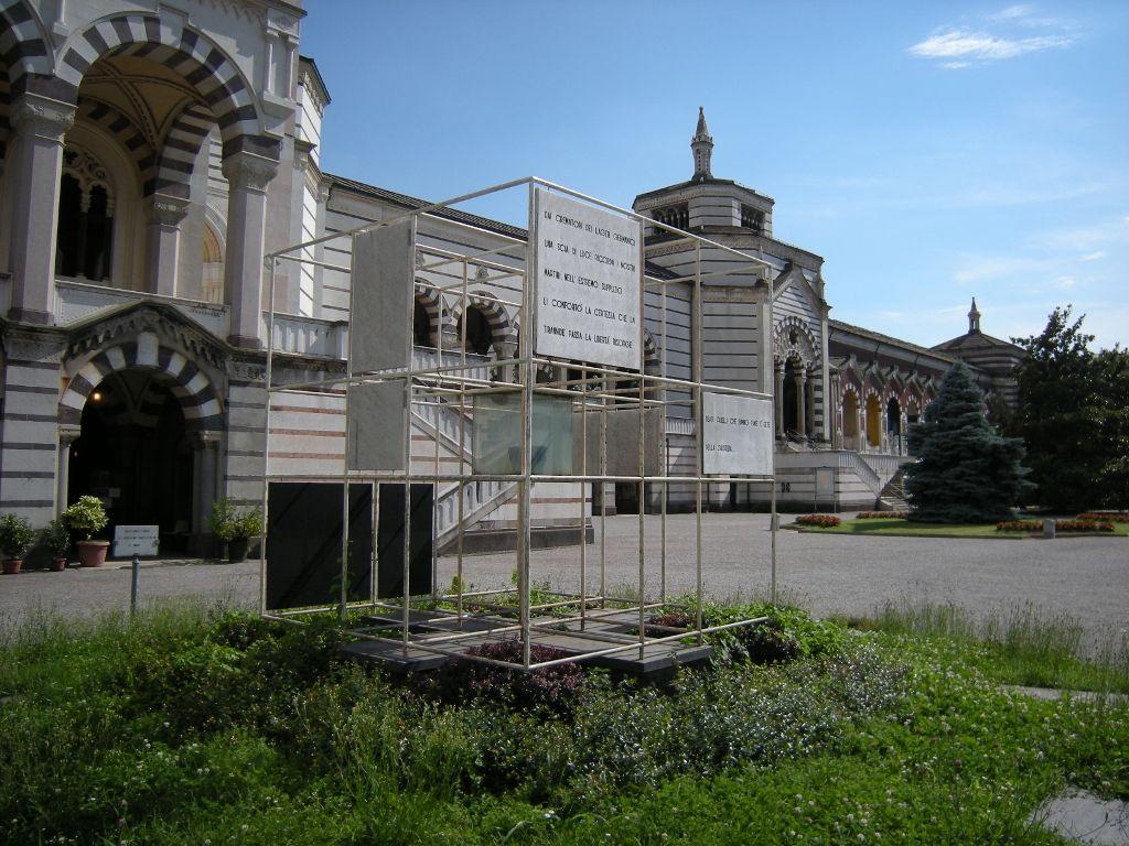 monumento ai caduti CIMITERO MONUMENTALE DI MILANO BBPR - Buscar con Google