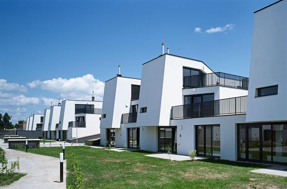 New Social Housing Heustadelgasse by Pichler & Traupmann Architekten ZT GmbH in Vienna, Austria
