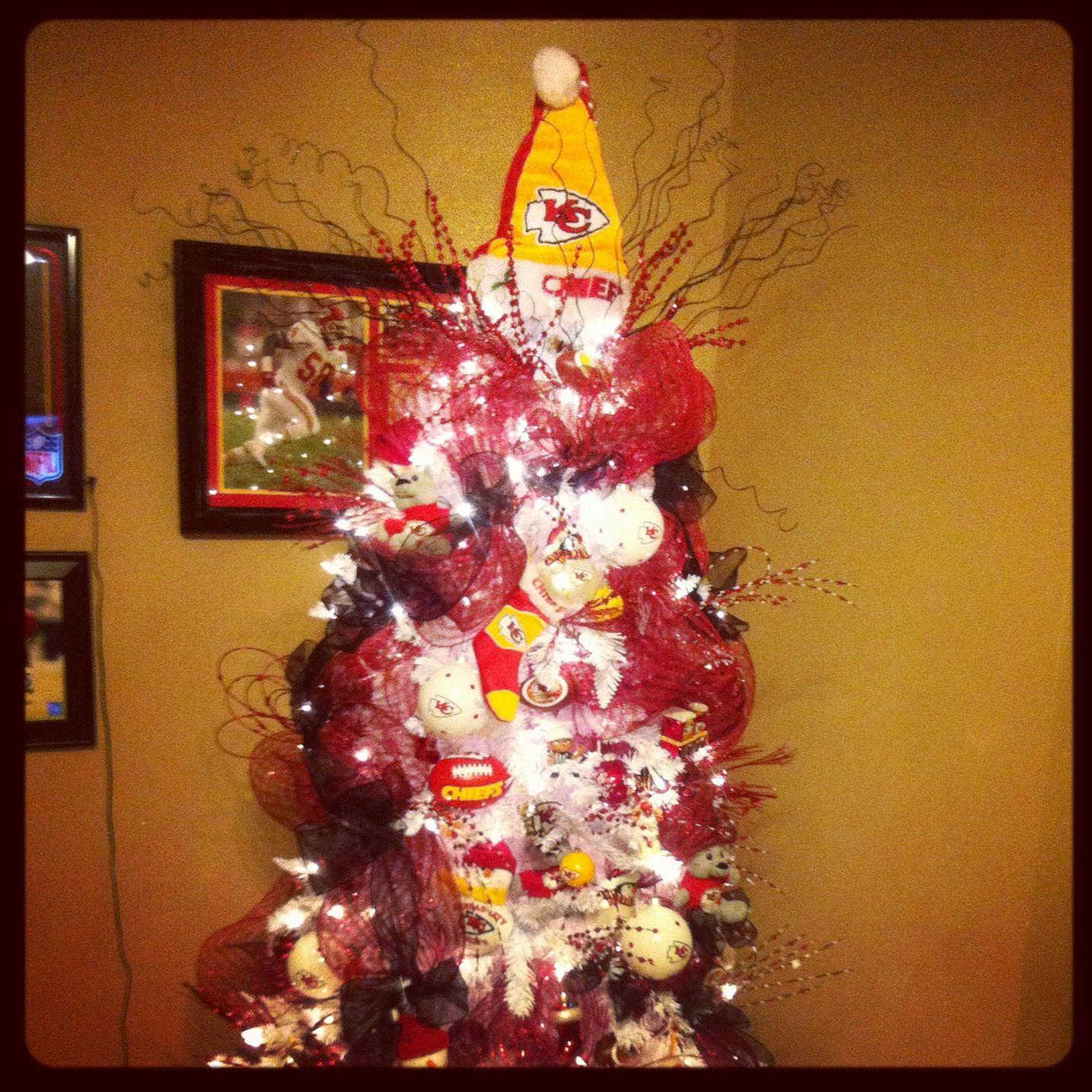 Kansas City Chiefs Tree Kansas City Chiefs Football