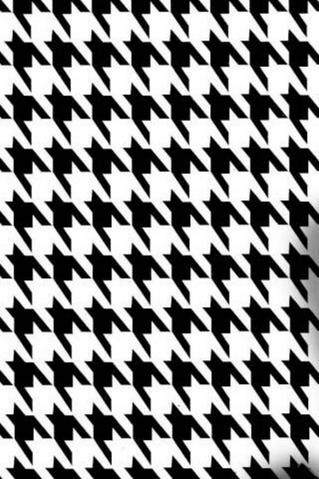 wallpaper polychromatic screen houndstooth-#6