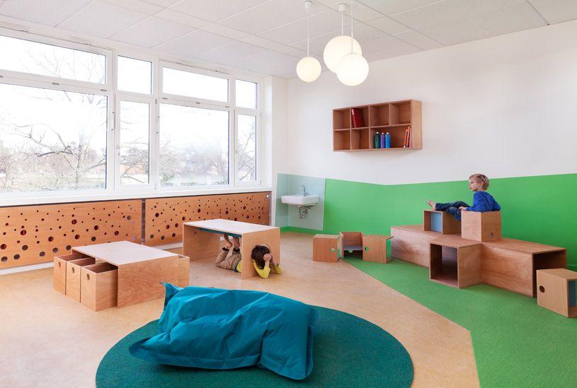 kita sinneswandel - nach dem umbau   raumgestaltung kita, Schlafzimmer design