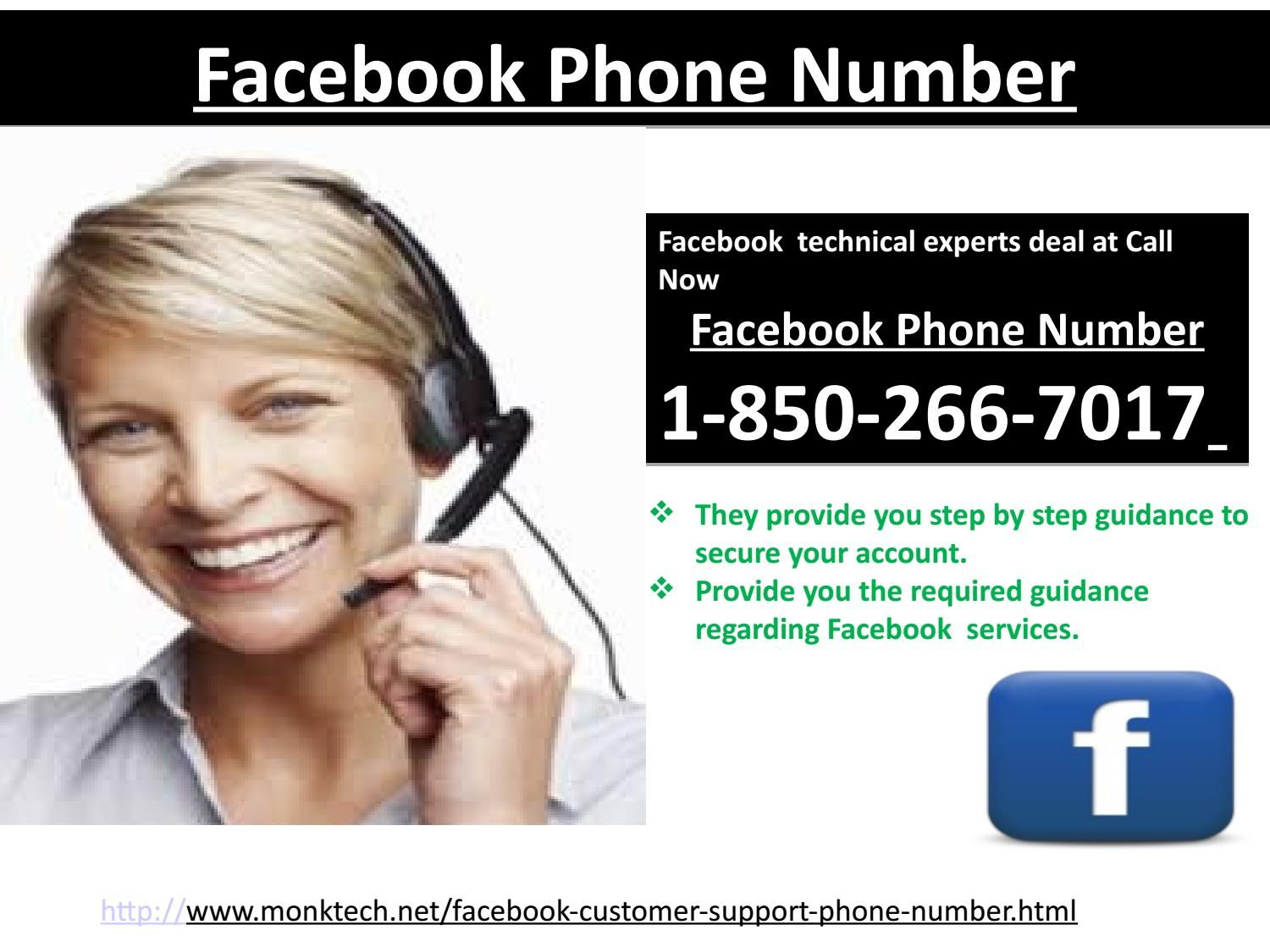 All You Ought To Be Acquainted With Facebook Phone Number