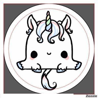 Imágenes De Unicornios Animados Kawaii Con Frases Para