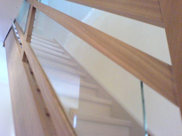 Escaliers Deparis 77 - escaliers en bois sur mesure ile de france - fabriquer escalier exterieur bois