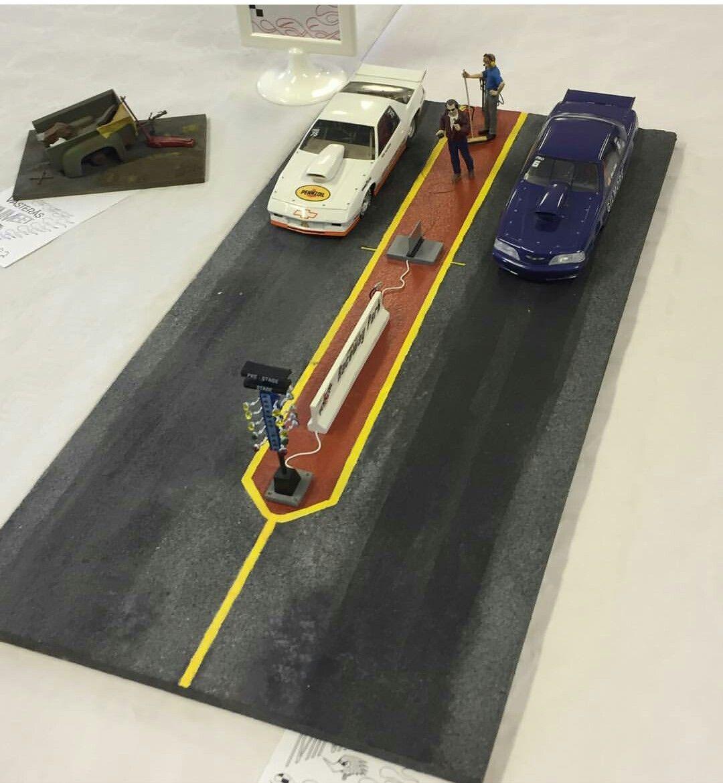 Slot Car Rc Drag Racing