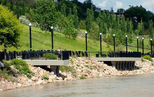 10 Awesome Riverbank Projects Landscape Architects Network