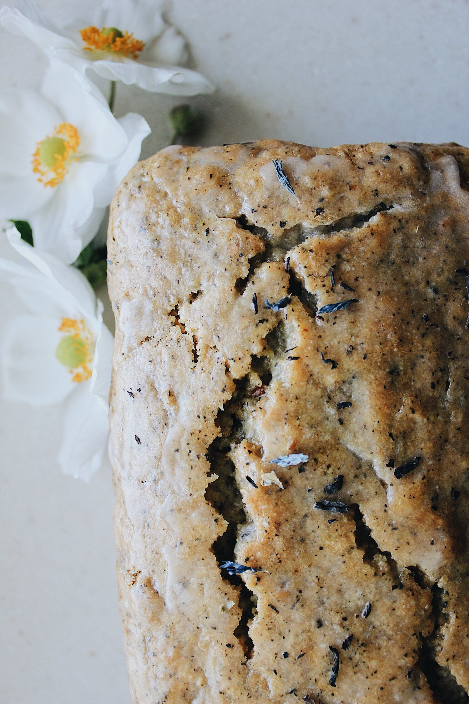 Earl Grey Loaf Cake — allegra d'agostini