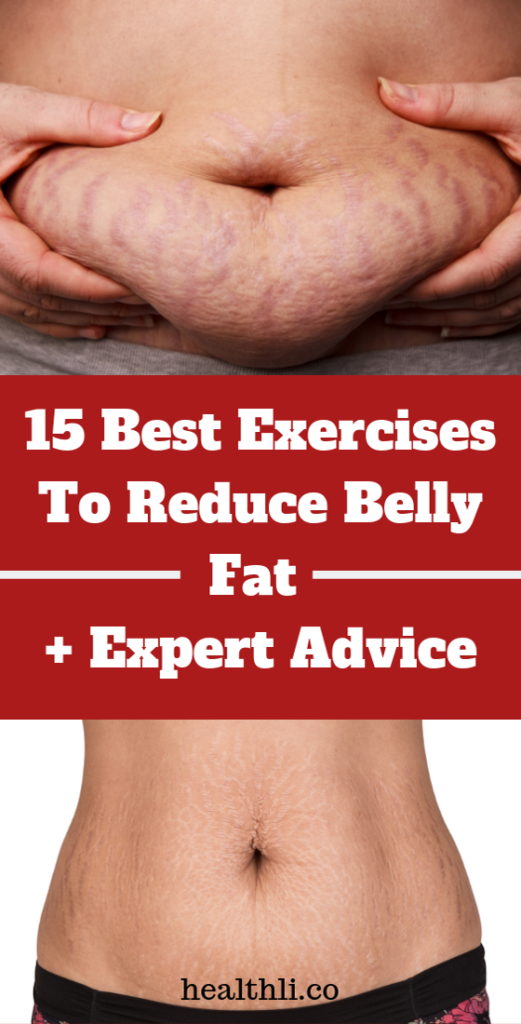 15 Best Exercises To Reduce Belly Fat + Expert Advice !!! | Fashion