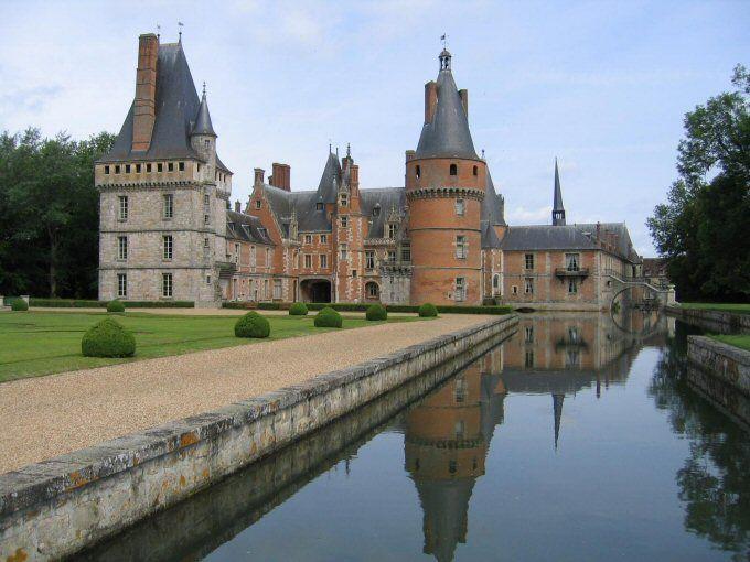 Chateau de Maintenon, France