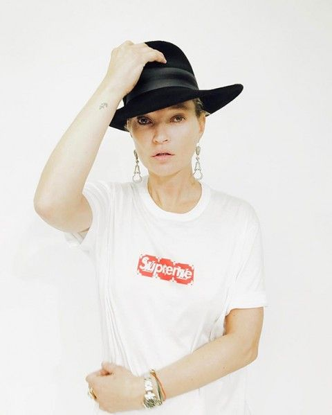 96c2ce3ac4d0 Kate Moss Is the Latest Star to Flex in Louis Vuitton x Supreme ...