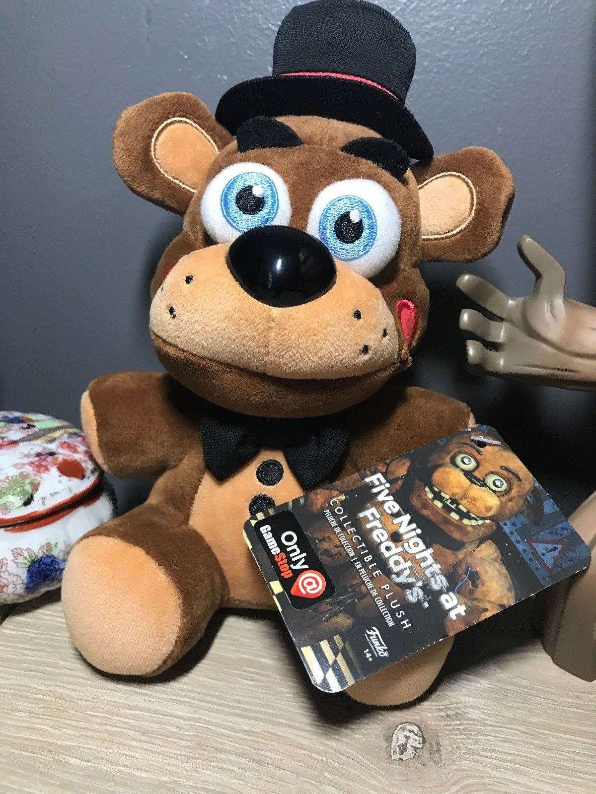 Five Nights At Freddy's Toy Freddy Plush | five nights at