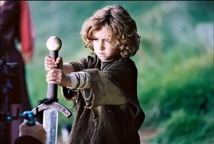 King Arthur The Child Inspiracao Para Personagens Homens De