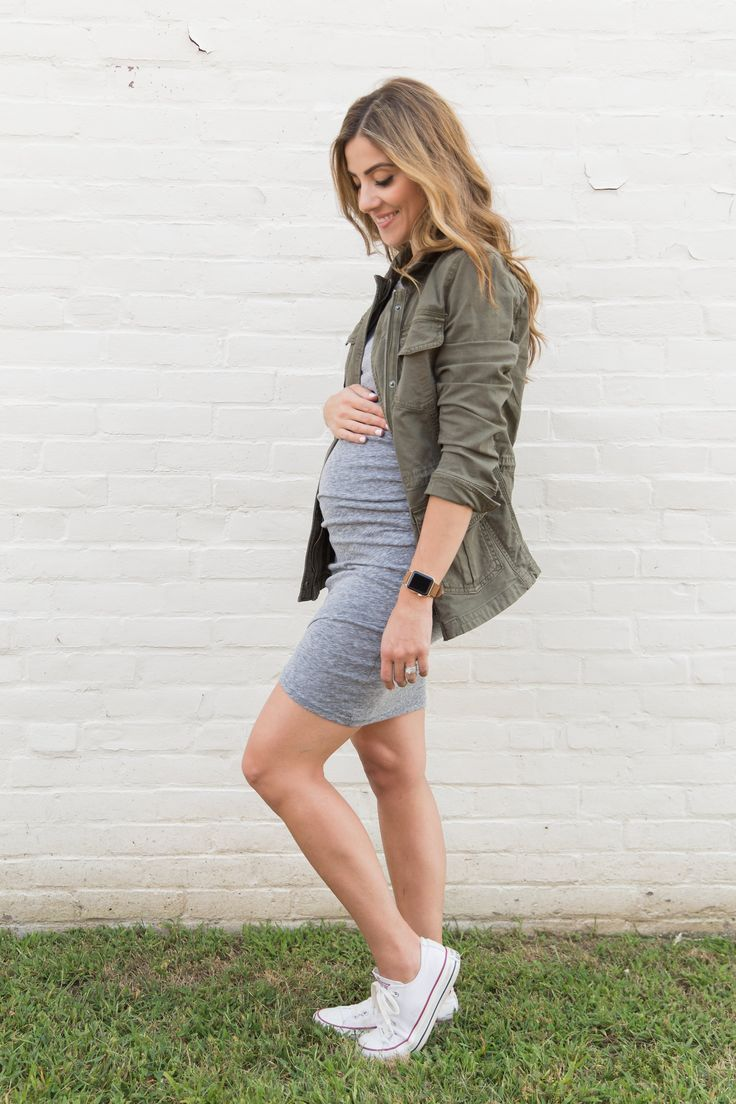 Tips for Wearing Non-Maternity Dresses – Lauren McBride – baby bump style
