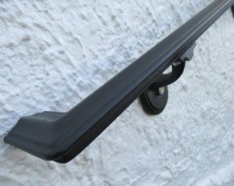 Best 6 Ft Wrought Iron Ada Compliant Return End Hand Rail Wall 400 x 300