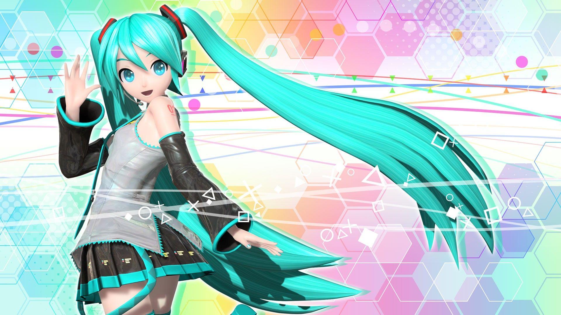 Hatsune miku project diva future tone wallpapers photo