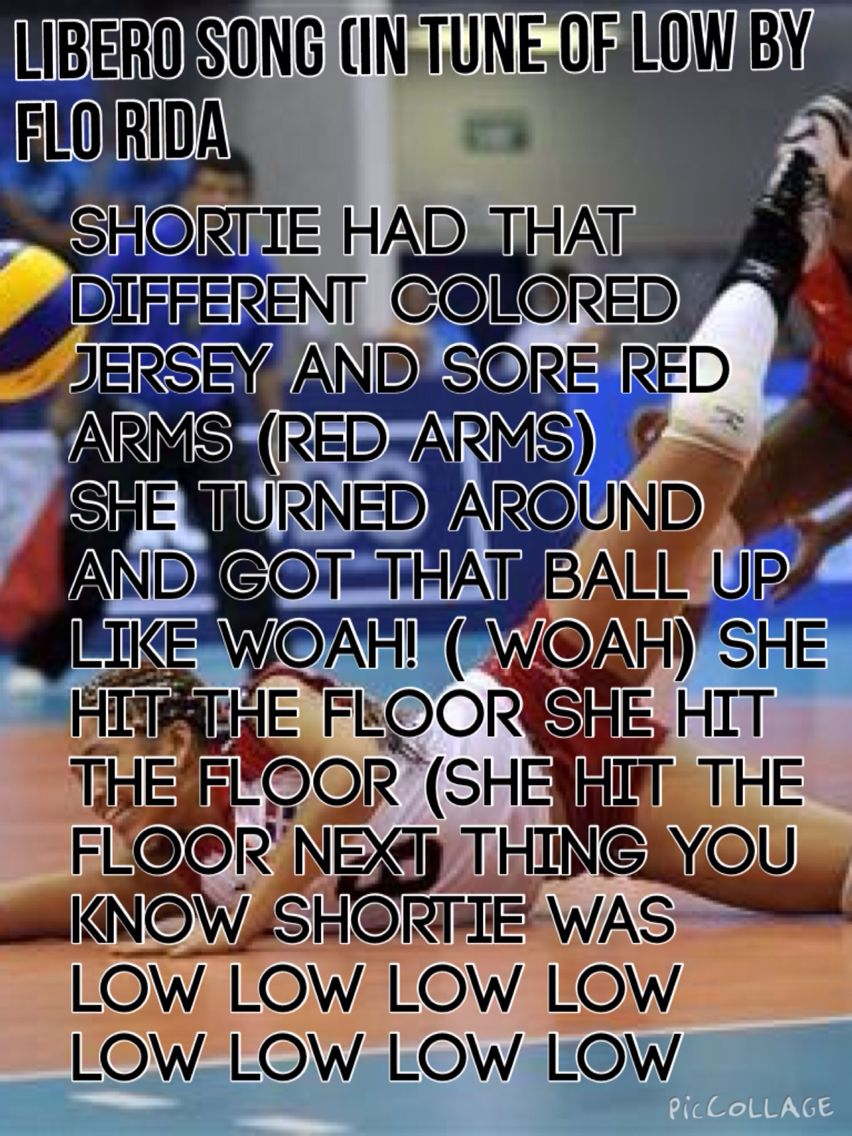 Lol Not A Libero But This Is Great Libero Volleyball Volleyball Quotes Volleyball Workouts