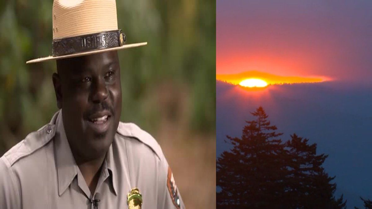 After Forest Service And Park Service Jobs Across The Country Cassius Cash Is Now The First Great Smoky Mountains Great Smoky Mountains National Park Smokies