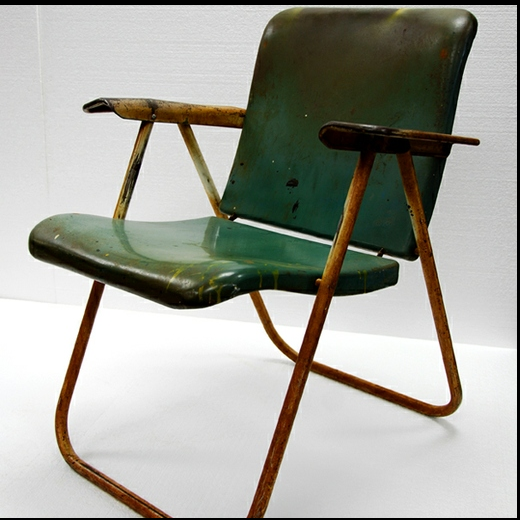 Russel Wright Folding Chair Springfield Ohio Chair