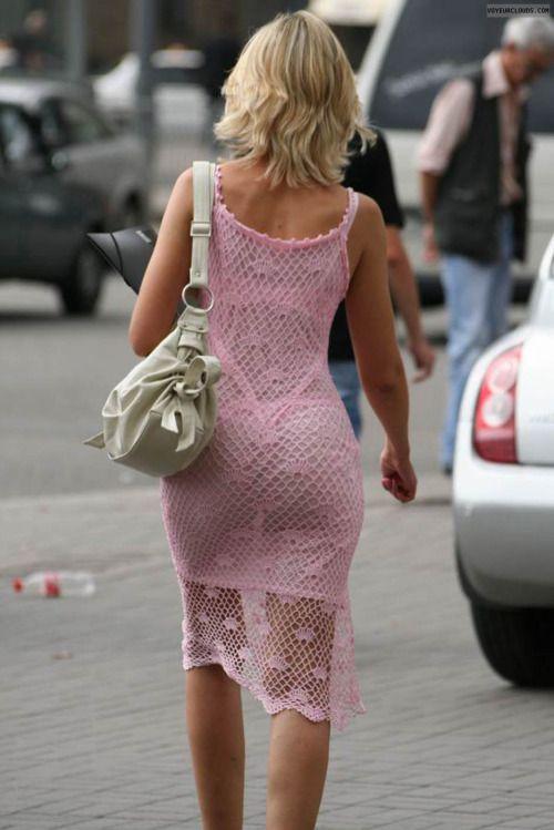 See thru | transparente | Pinterest | Mini dresses