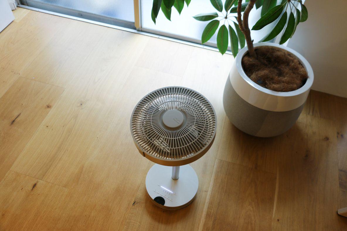 我が家にkamomeがやってきた リノベマンションに住むにぎやか一家と 優しい扇風機の関係性 Roomie ルーミー 2020 扇風機 一家 幼稚園バス