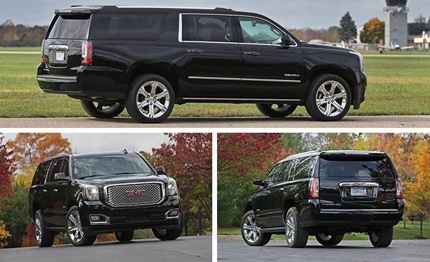 2017 Gmc Yukon Xl Denali 4wd 8 Speed Automatic Gmc Vehicles Gmc