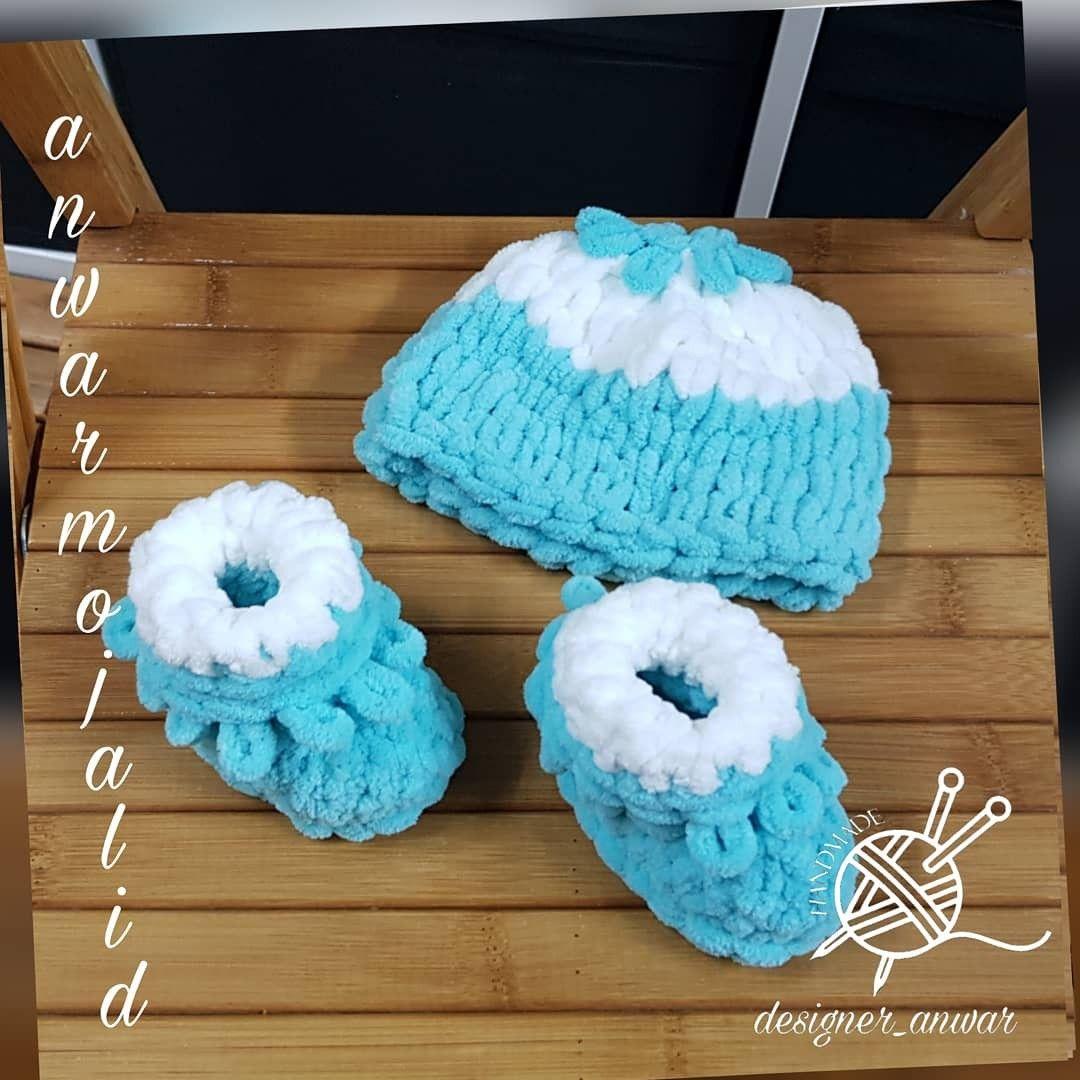 خيوط اليزا بوفي فاين Crochet Earrings Crochet Fashion