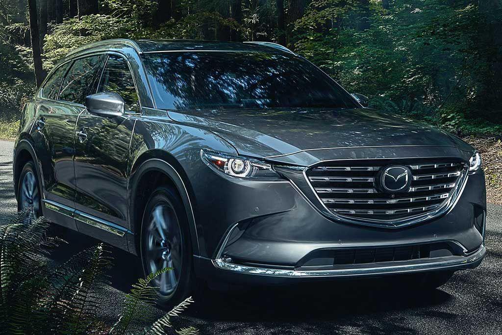 Компания Mazda представила большой кроссовер CX9 2021