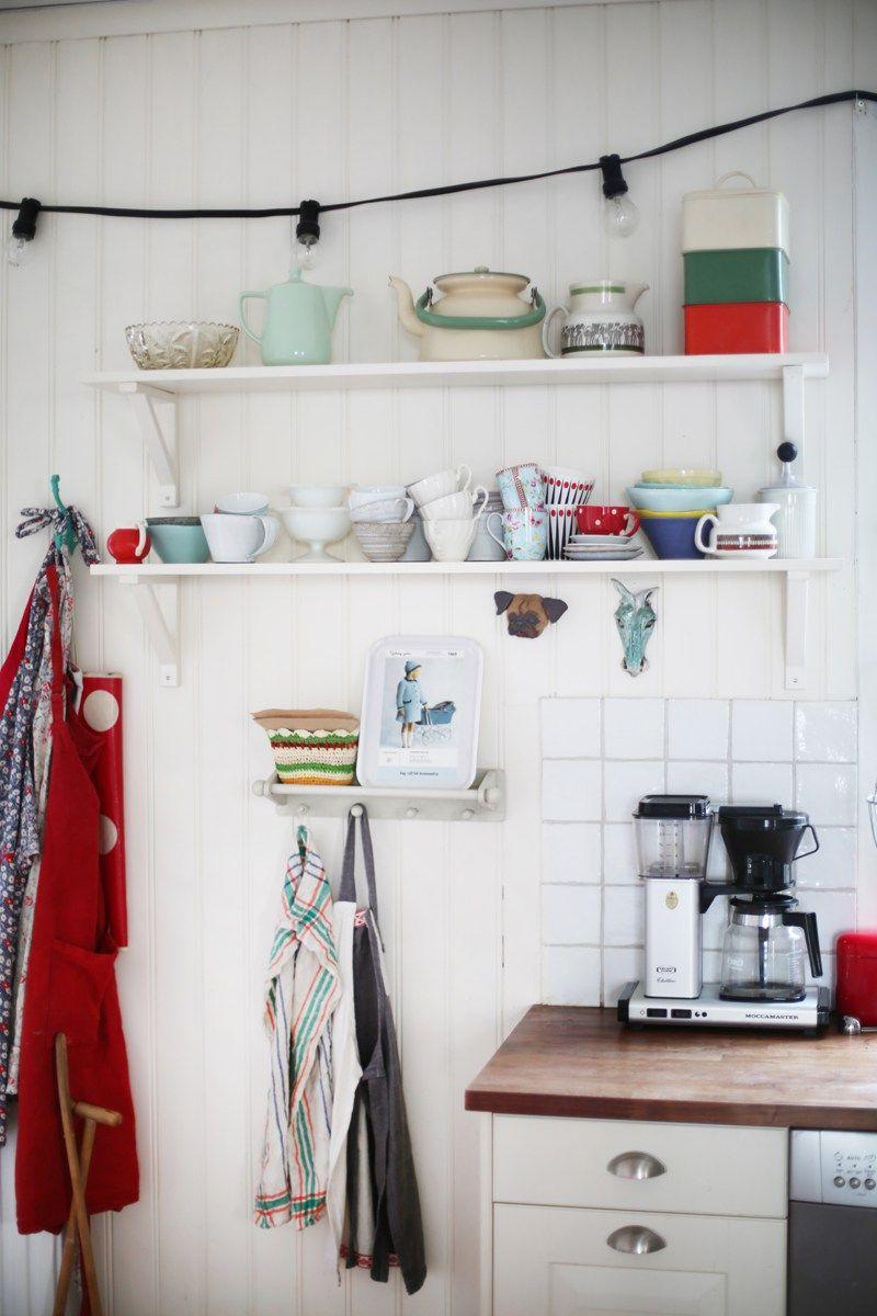 14 Trucos Para Renovar La Cocina De Forma Sencilla Cocina  # Muebles Pequenos Para Cocina