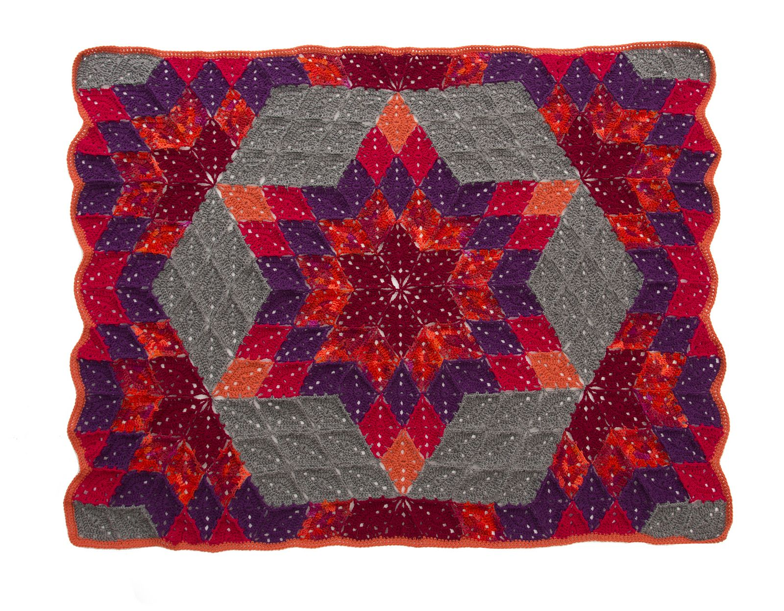 Ravelry desert star marilyn coleman ve mary jane protus ravelry desert star prairie star throw free pattern by marilyn coleman and mary jane protus bankloansurffo Image collections