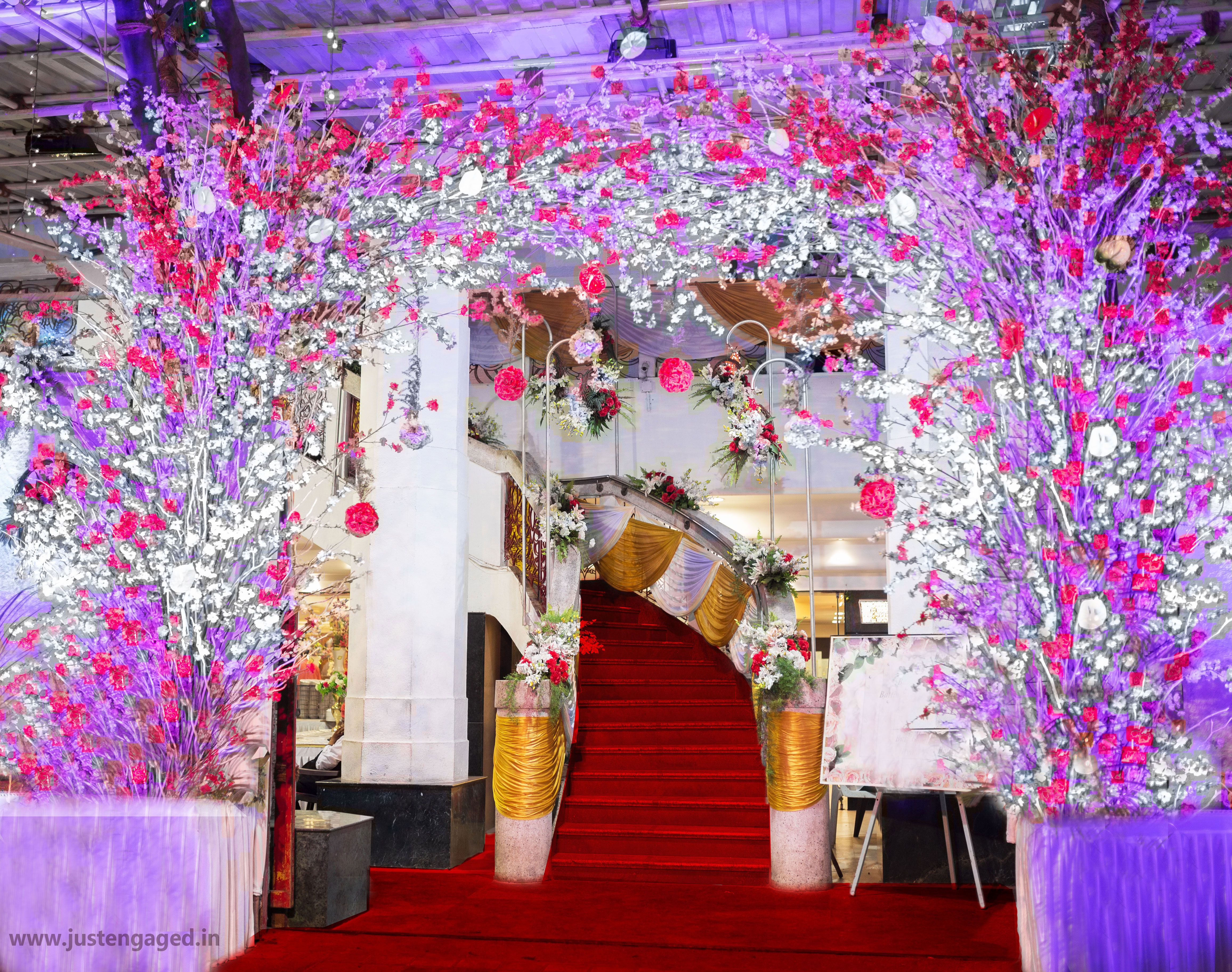 Wedding decor by just engaged team at a recent wedding in mumbai wedding decor by just engaged team at a recent wedding in mumbai for more information junglespirit Images