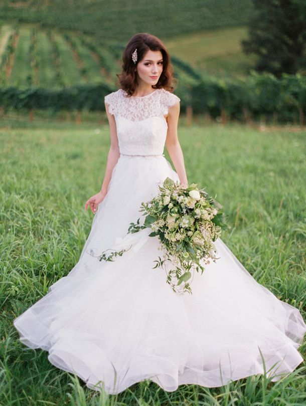 97f124f34f3 Hayley Paige Sunshine To Brighten Your Day - Bella Lily Bridal ...