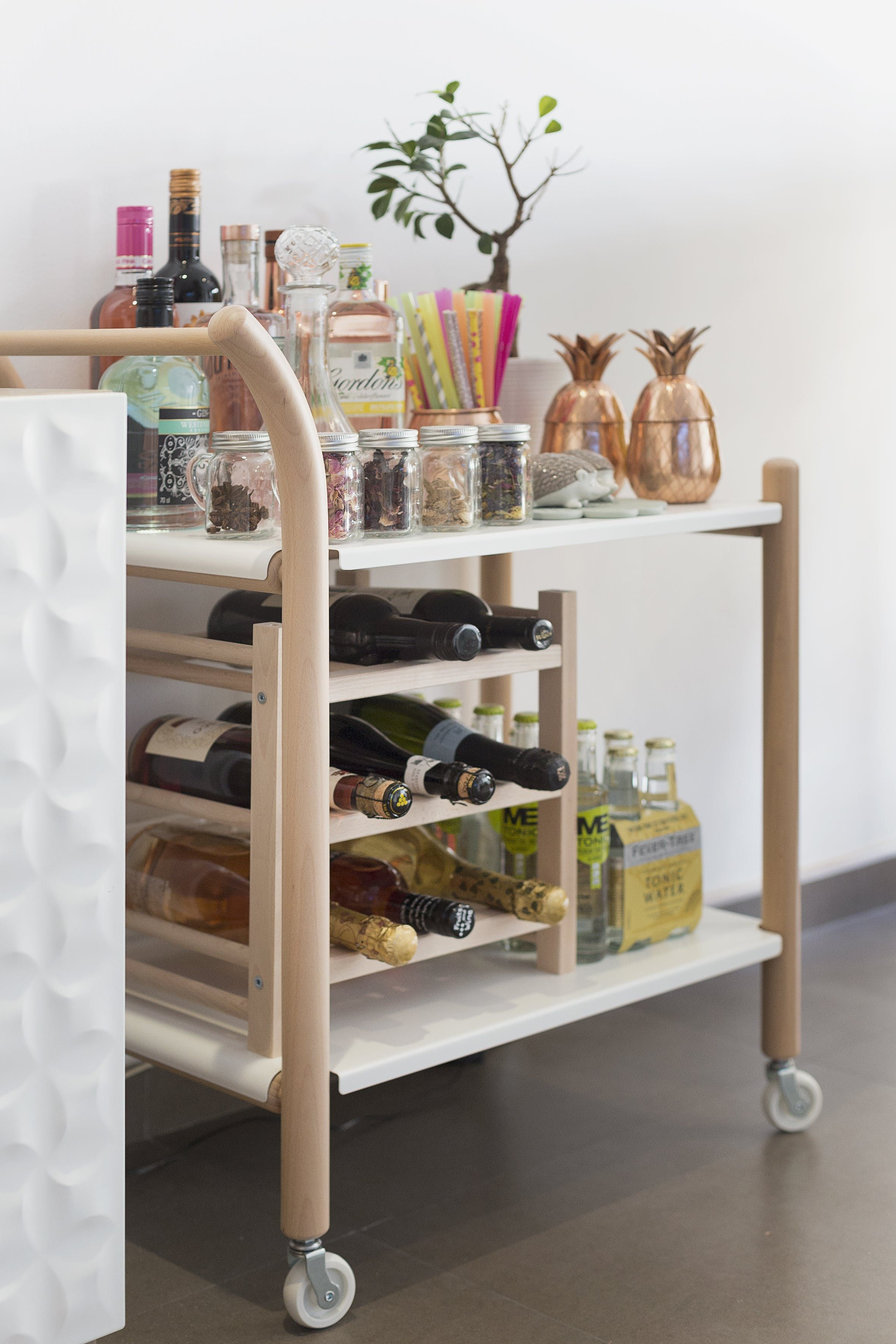 Tour A Sweet, Small, Perfectly Pastel Barcelona Home
