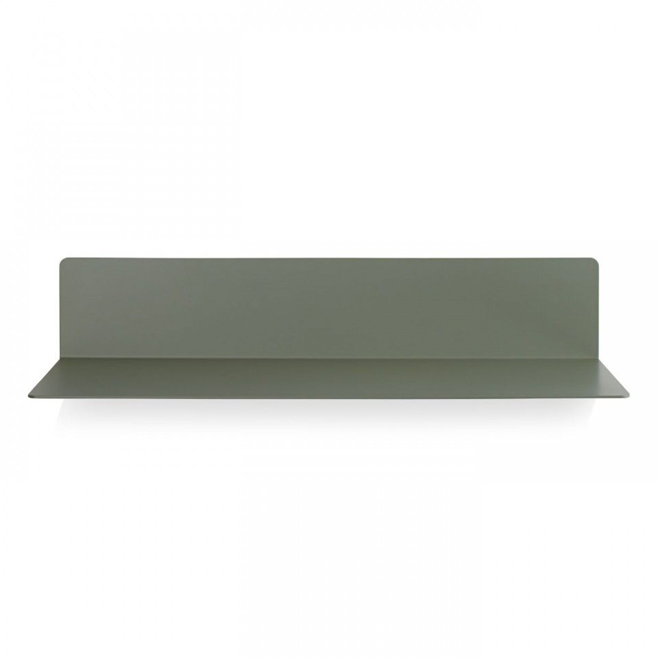 Welf Small Wall Shelf   Metal Floating Shelves. Welf Shelf  Grey Green   Living   Pinterest   Grey  Shelves and