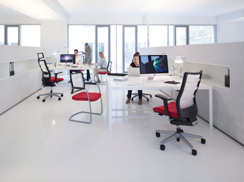 bivi modular office desk system features office furniture desks and corporate offices