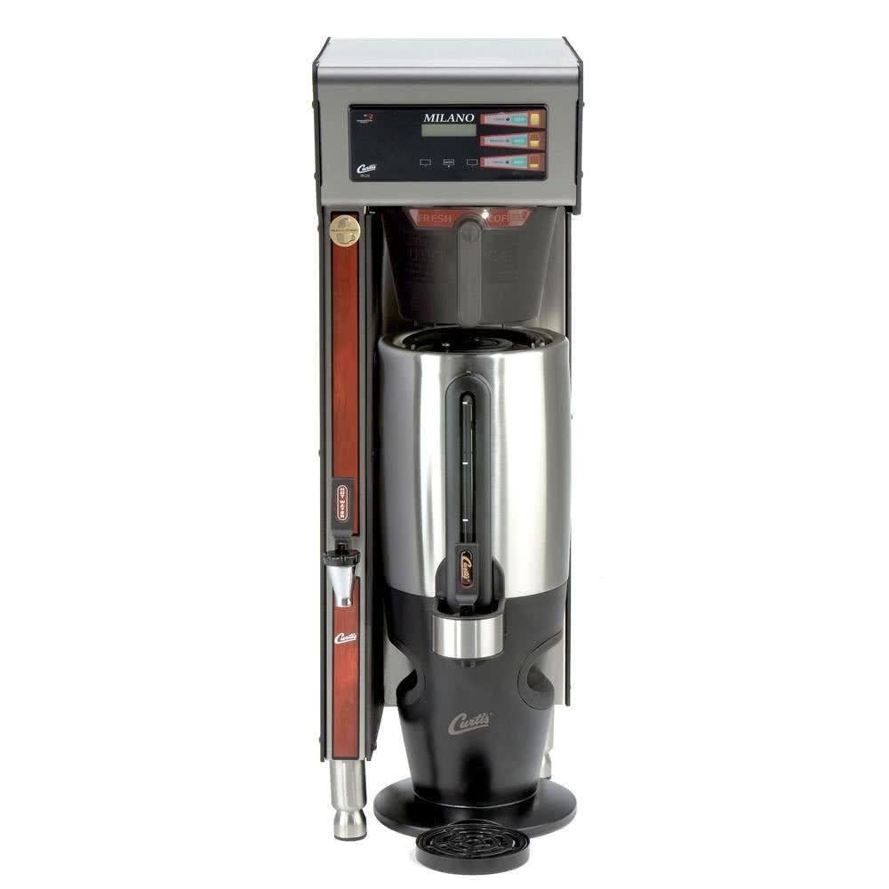 Curtis TPC15S10A1100 Milano Single 1.5 Gallon Coffee Brewer 220V ...