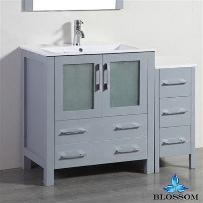 Sydney 30 Contemporary Bathroom Vanity Cheap Bathroom Vanities