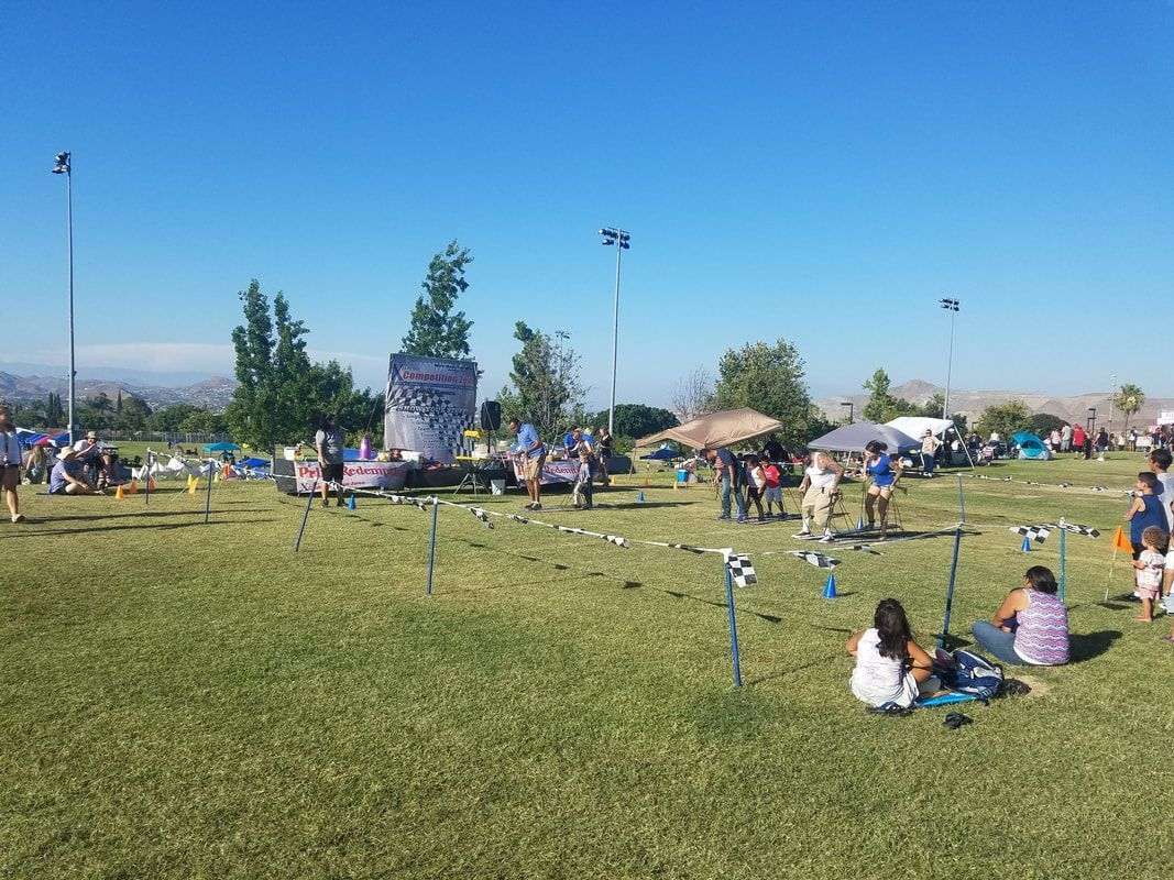 Outdoor Field Games for Corporate Events and Company Picnics #corporateevents #inflatables #companypicnics