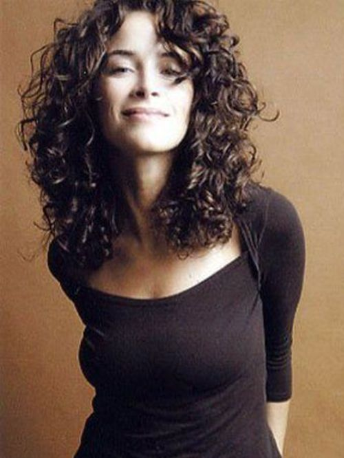 Curly Hairstyles 2015 Cool 15 Curly Hairstyles With Bangs  Long Hairstyles 2015 Http
