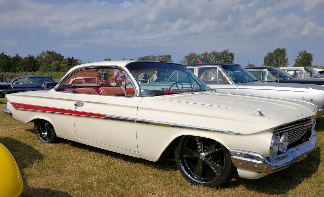 1961 Chevrolet Impala Bubbletop 1961 Impala Chevrolet Impala Impala