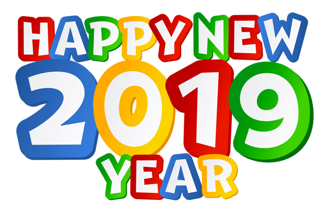 New Year 2019 Stickers For Whatsapp Happy New Year Images Happy New Year Png Happy New Year Stickers