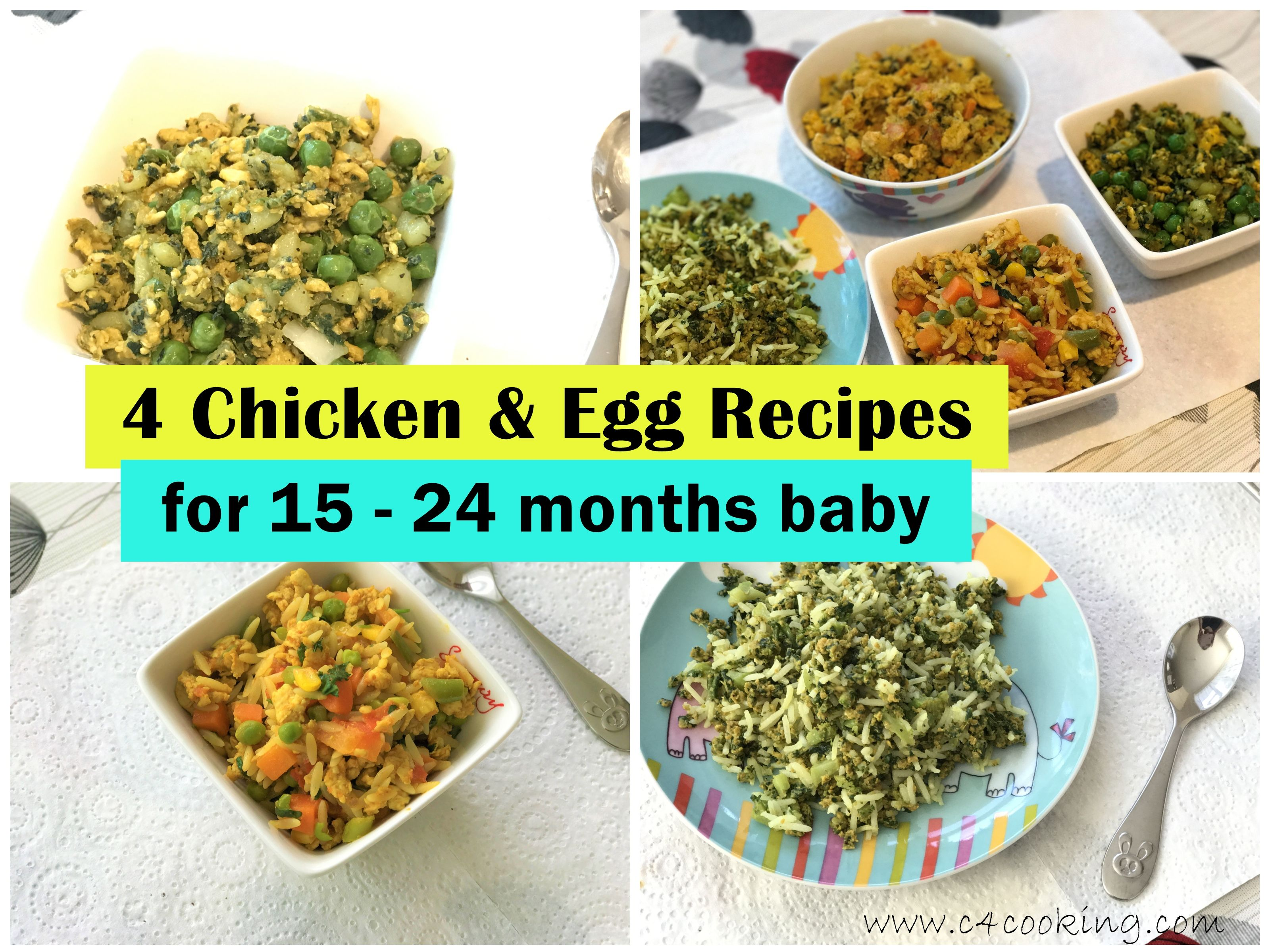Breakfast cereal for 9 12 months baby c4cooking baby food chicken egg recipes for 15 24 months baby forumfinder Image collections