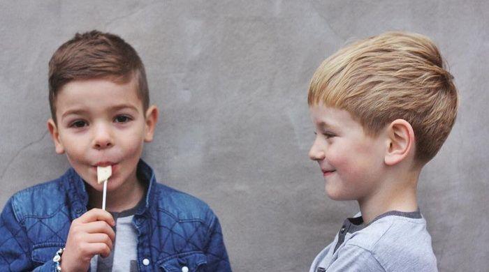 Kleinkind-Frisuren #Frisuren #Jungen #Frisuren #Kidz #Boys