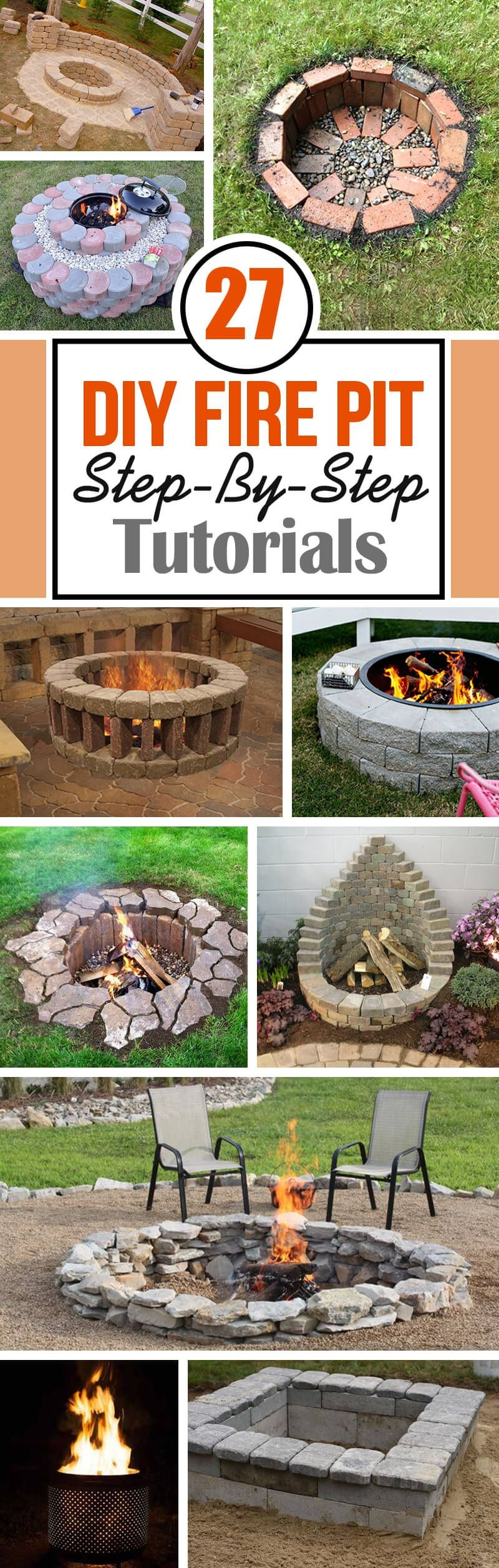a63ae1d3246059ec38a554d277ffa56e Top Result 50 Awesome Rustic Fire Pit