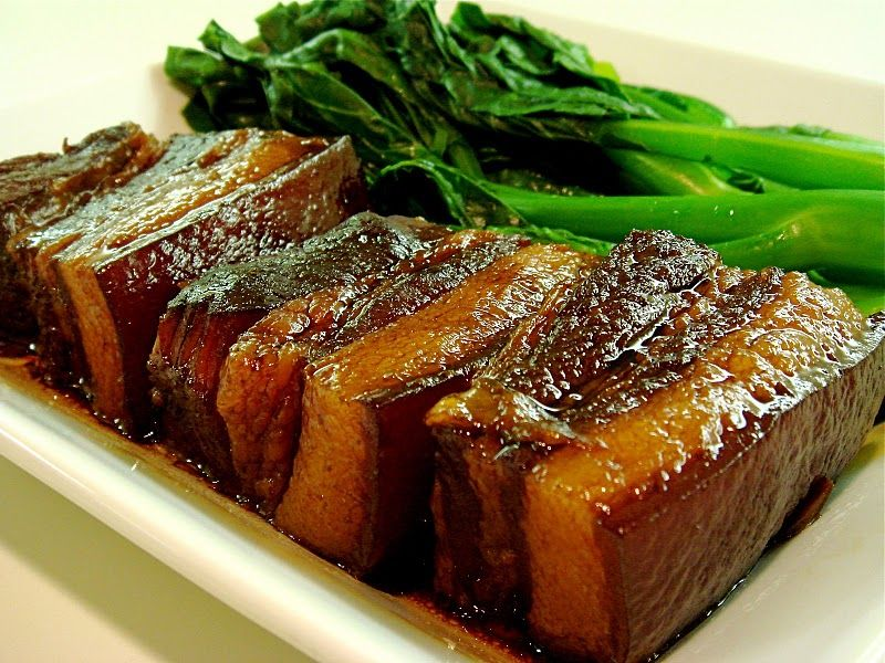 another fatty pork belly recipe | Food in 2019 | Braised