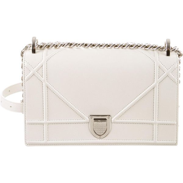 9737339d3d43 Christian Dior Small Diorama Bag (7 745 PLN) ❤ liked on Polyvore featuring  bags