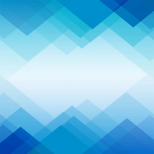 Download Polygon Blue Geometric Background For Free