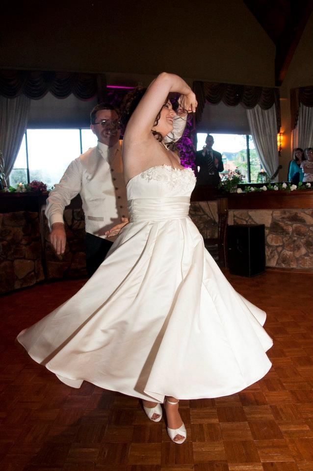 First Dance Twirl Savannah Ballroom Studio Wedding Southernwedding