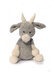 Ravelry: Audrey the Nanny Goat pattern by Kerry Lord